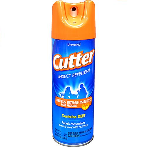 Wholesale 6oz CUTTER INSECT REPELLENT