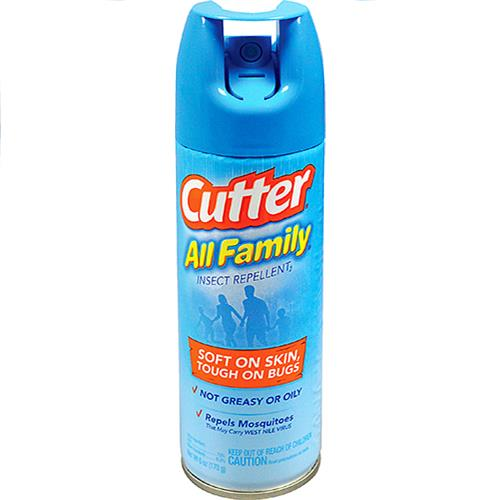 Wholesale CUTTER 6oz ALL FAMILY INSECT R