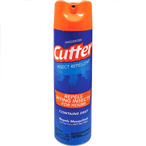 Wholesale CUTTER 11oz INSECT REPELLENT