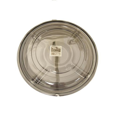 "Wholesale 18"" ROUND DIVIDED SERVING TRAY"