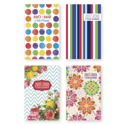 Wholesale 2 YEAR DESK PLANNER 2017
