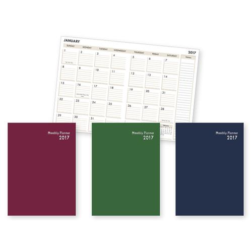 Wholesale MONTHLY DESK PLANNER -PRO