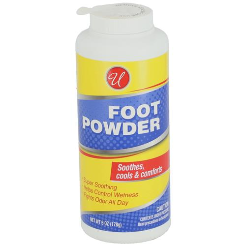 Wholesale 6OZ FOOT POWDER
