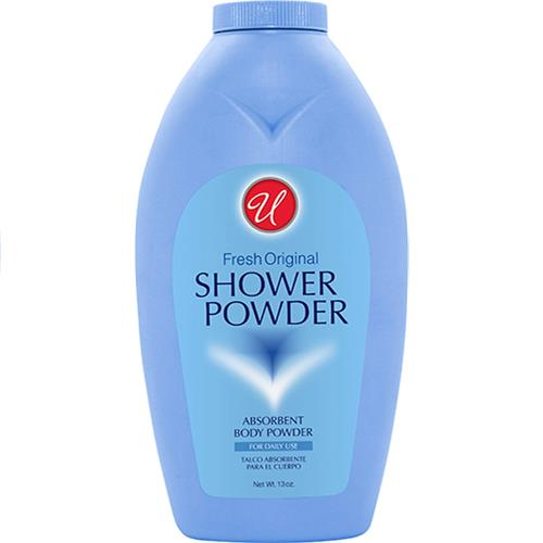 Wholesale Regular Scented After Shower Body Powder - 13oz Feel- Fresh scent