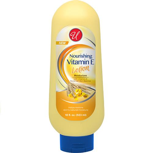 Wholesale Vitamin E Body Lotion