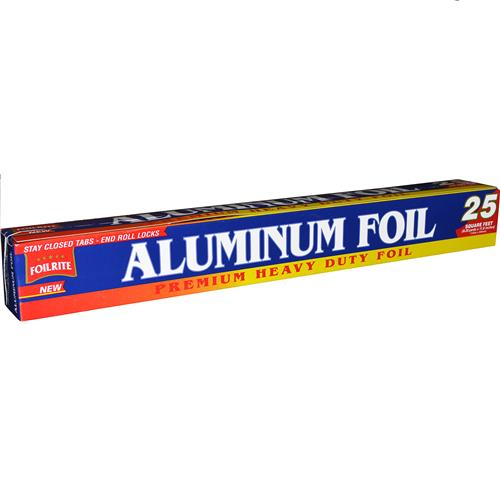 Wholesale Aluminum Foil 25 Square Feet