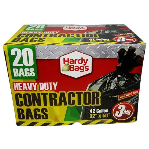 Wholesale 42 Gal Heavy Duty Contractor Bag
