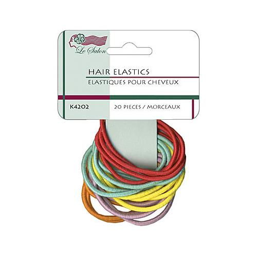 Wholesale Le Salon Multi Fashion Color Hair Elastics