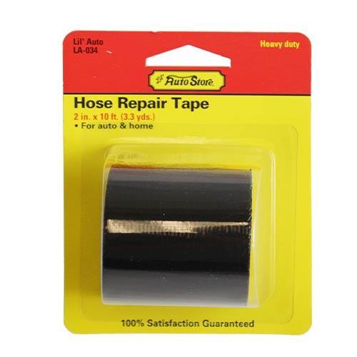 """Wholesale 2""""x10' BLACK HOSE REPAIR TAPE"""