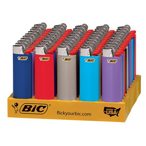 Wholesale BIC Maxi Lighter Assorted Colors