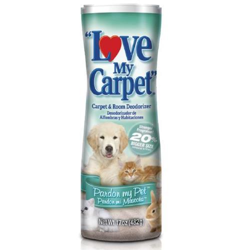 Wholesale Love My Carpet Pardon My Pet  17 oz.