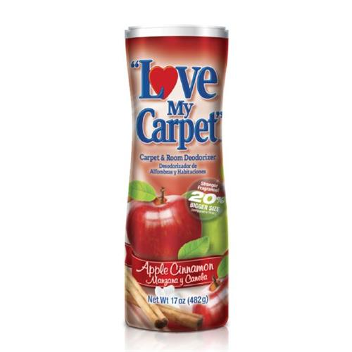 Wholesale Love My Carpet Apple Cinnamon 17 oz.
