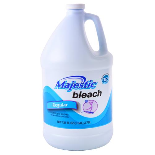 Wholesale Majestic Liquid Bleach - Regular