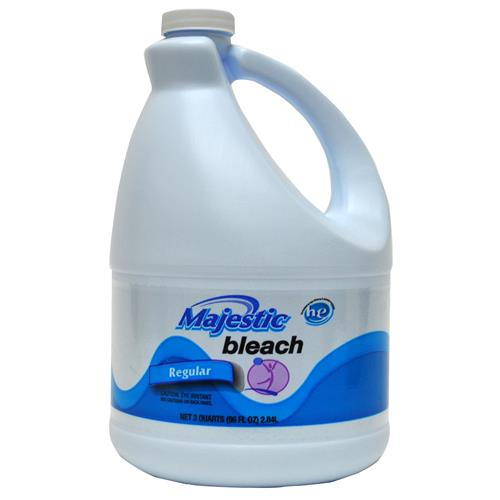 Wholesale Majestic Liquid Bleach - Regular Scent