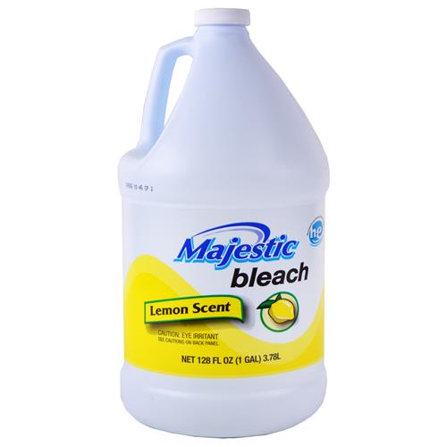 Wholesale Majestic Liquid Bleach - Lemon