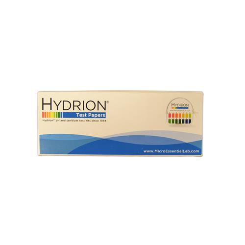 Wholesale 10PK Hydrion Quat, Test Paper