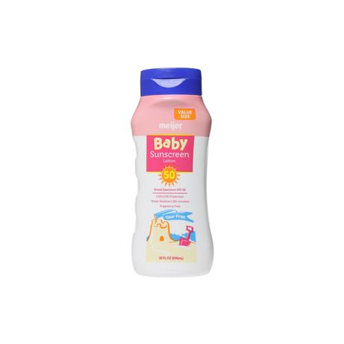 Wholesale BABY SUNSCREEN LOTION SPF 50