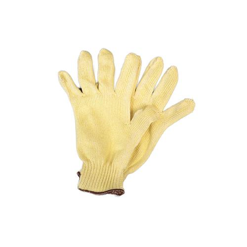 Wholesale Cut Glove, Large Yellow Kevlar