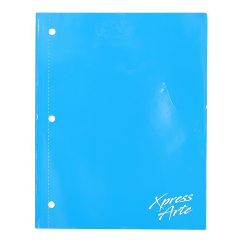 Wholesale 128PG BLUE COLLEGE RULED NOTEBOOK SPIRAL-LESS