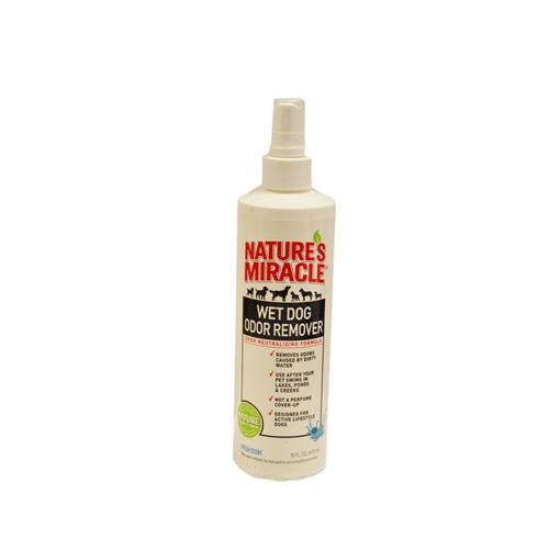 Wholesale NATURE'S MIRACLE WET DOG ODOR REMOVER-16OZ (NO INTERNET SALES)