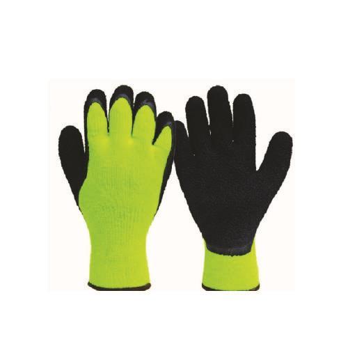 Wholesale Glove Mech Bk Silicone Palm Sa