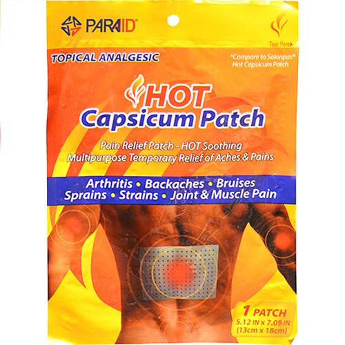 Wholesale Hot Capsicum Patch by Paraid