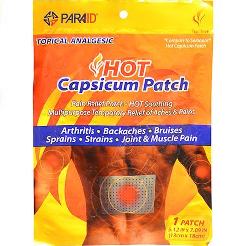 Wholesale Hot Capsicum Patch by Paraid