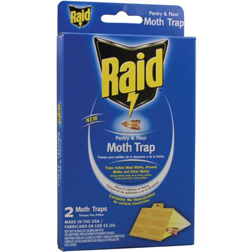 Wholesale PIC Pantry Moth Traps.  2 ct.