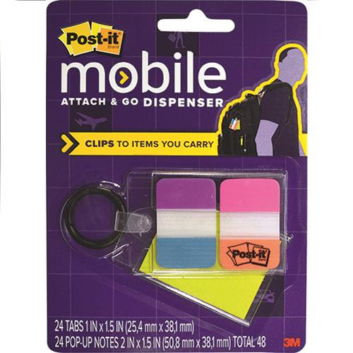 Wholesale POST IT NOTES -ATTACH & GO DIS