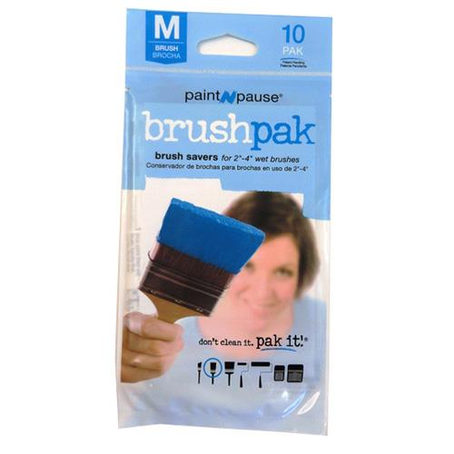 "Wholesale 10PK MED. 2 -4"" BRUSH SAVERS"