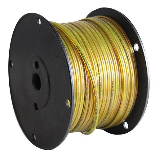 Wholesale 250' 18/2 GOLD LAMP CORD