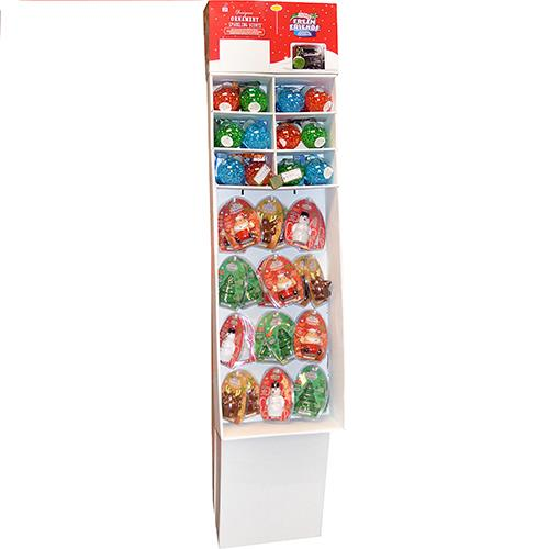 Wholesale Holiday Fresh Friends Sparkling Ornaments Combination