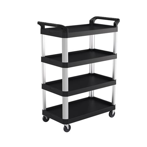 Wholesale 4 SHELF SERVICE CART 20x40""
