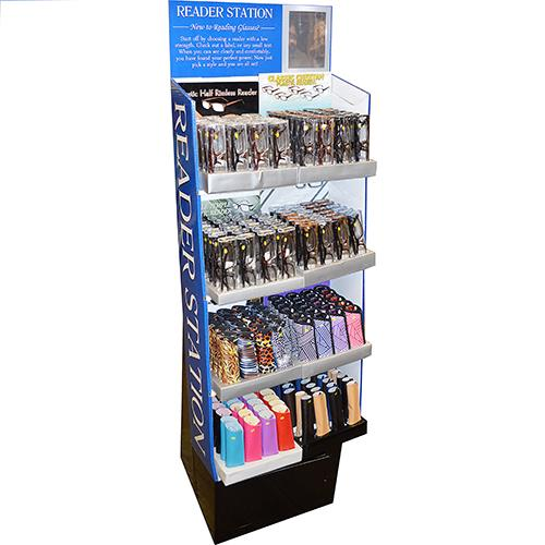 Wholesale 192pc READER STATION DISPLAY