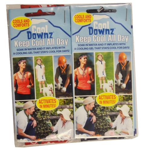 Wholesale 4PK Cool Downz Set Neck-Cooling Wrap - PaisleyS-CDZ-2224PK-PSY