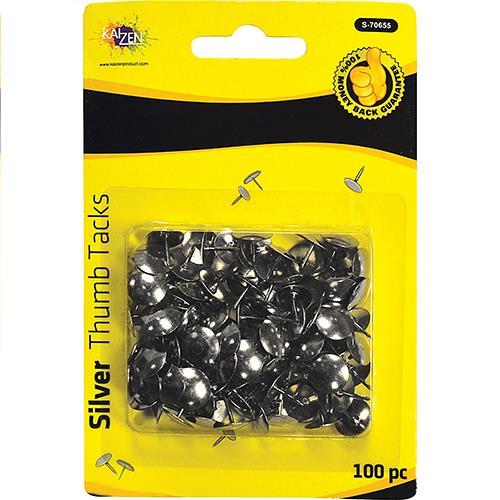Wholesale Thumb Tacks Nickel