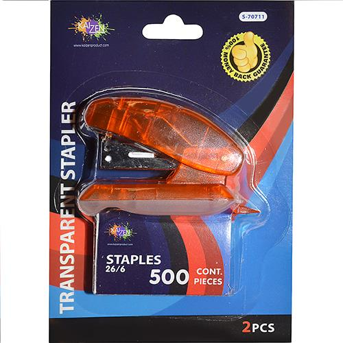 Wholesale Mini Stapler w/500 26/6 Staples