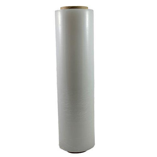 "Wholesale 1500' x 18"" HAND WRAP STRETCH FILM ROLL -18 GAUGE"