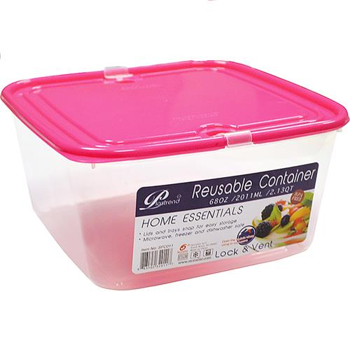 Wholesale LOCK & VENT FOOD CONTAINER
