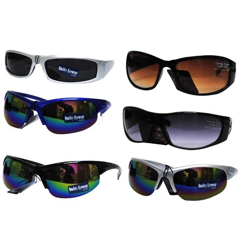 Wholesale SUNGLASS AST. METAL & PLASTIC