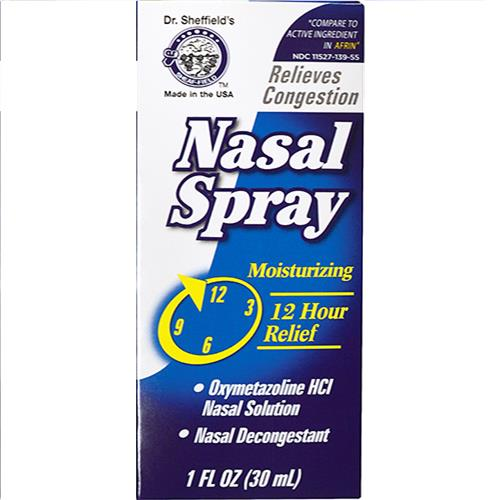 Wholesale Lee 12 HR Nasal Spray Moisturizing