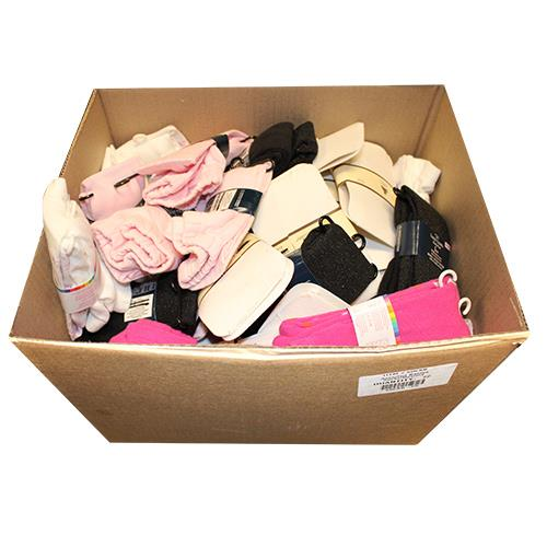 Wholesale Assorted hosiery for baby girls sized 3 mo to 4T