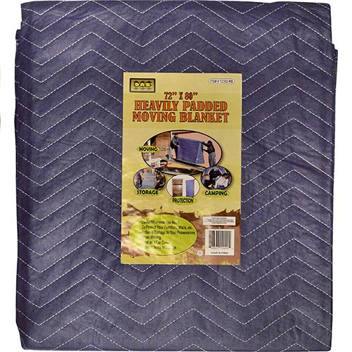Wholesale 72x80'' PADDED MOVERS BLANKET