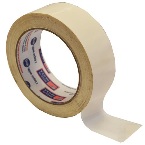 """Wholesale 1.5""""x60YD WHITE STRAPPING TAPE"""