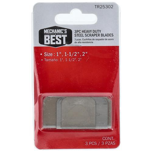 Wholesale 3PC HD MECHANICS SCRAPER BLADES FOR #TR25060