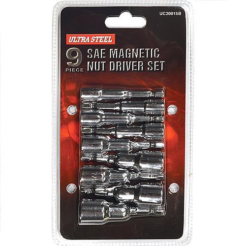 Wholesale 9pc MAGNETIC NUT SETTER 6-13MM