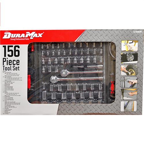 Wholesale 156pc DURAMAX TOOL SET