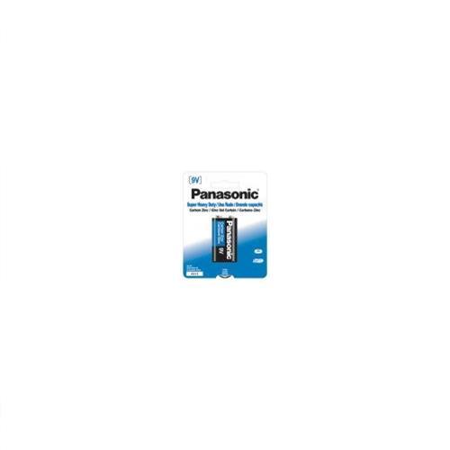 Wholesale Panasonic Heavy Duty 9V Battery 1 Pack