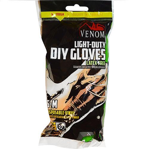 Wholesale Vinyl Gloves.  12 ct. small - medium.