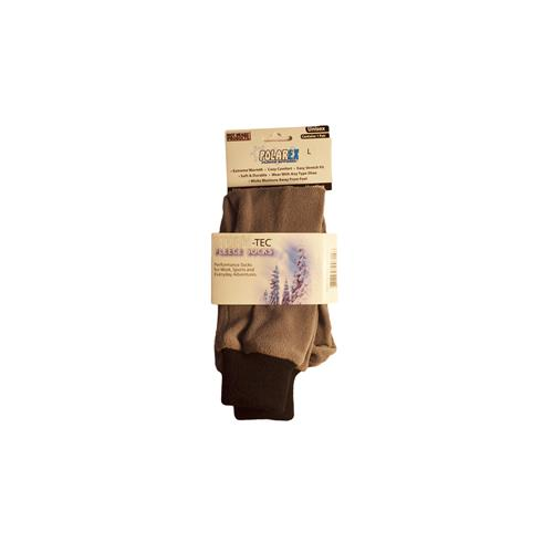 Wholesale FLEECE SOCKS LARGE GREY STORM-TEC